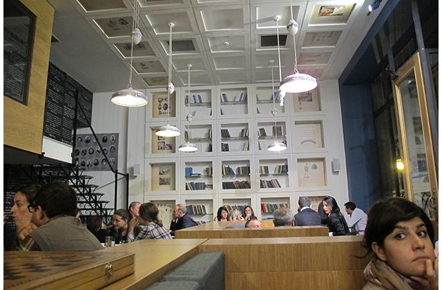 Bar, Tbilisi, 2012