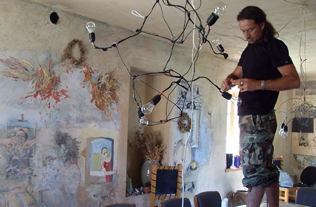 apa `09, Art Villa Garikula, Gilbert Bretterbauer
