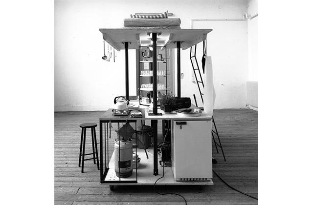 VMK, 1996, mixed material (east)